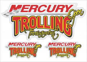 Стикер MERCURY OPEN Tournament 2012