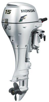 4-тактов извънбордов двигател HONDA 15HP